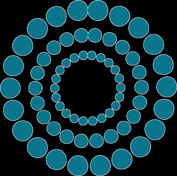 light circles avatar