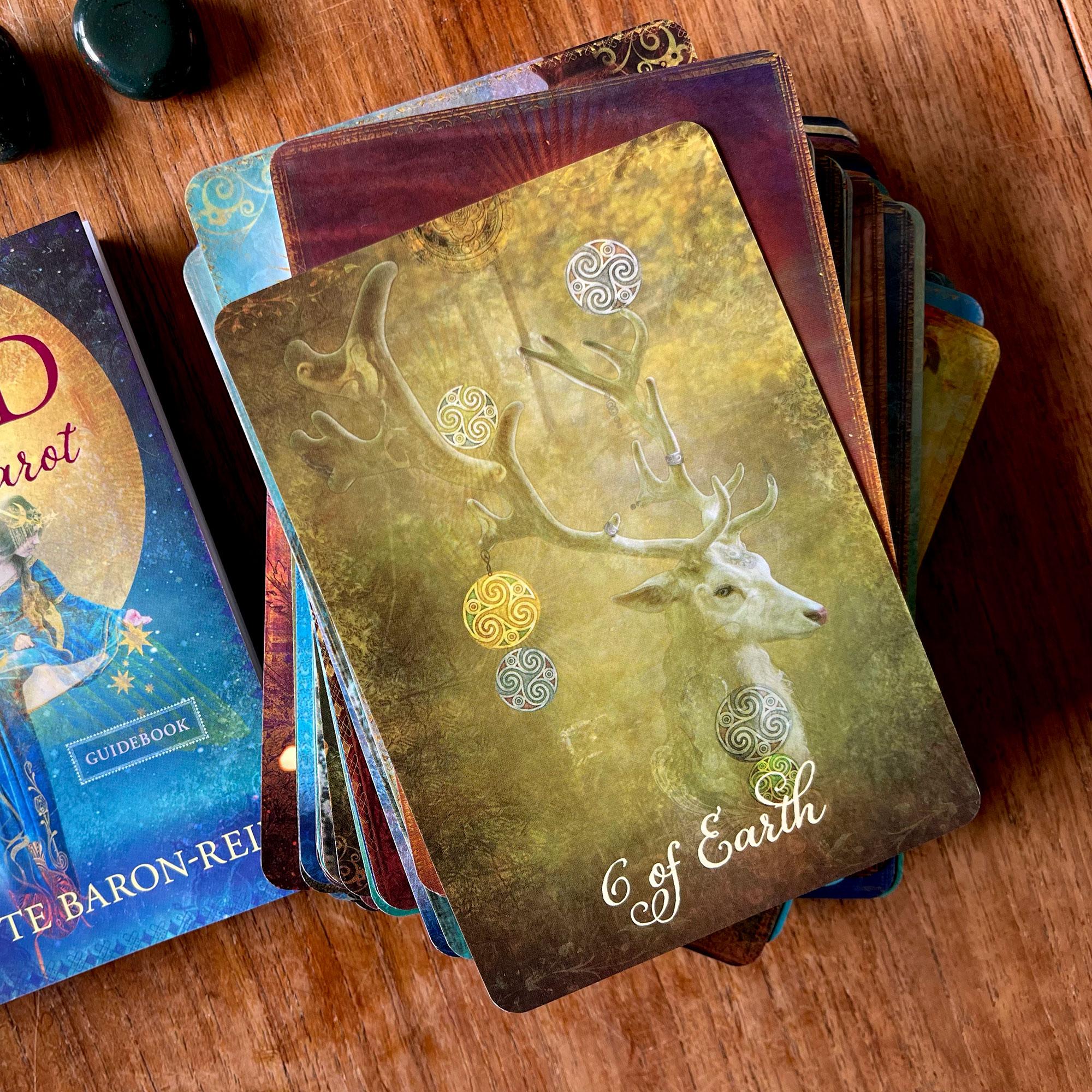 6 of earth - The Good Tarot