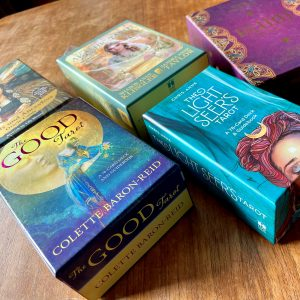 getting started with tarot and oracle cards - slinks blog